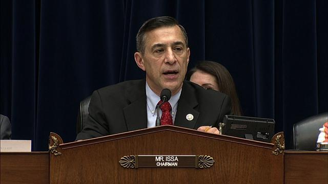"""Rep. Issa: IRS employees effectively """"guilty of tax evasion"""""""