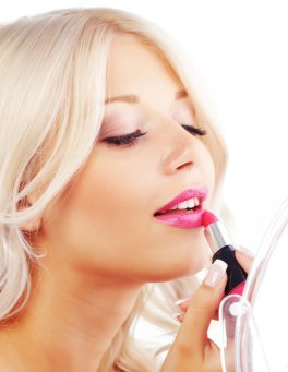 Hot lip trends for spring 2013
