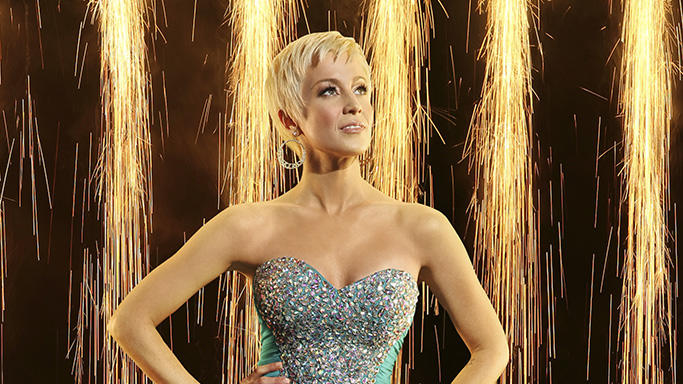 """Dancing with the Stars"" Season 16 KELLIE PICKLER"