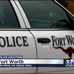 Teen Hospitalized In Fort Worth Police Shooting