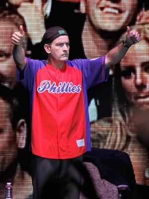 Charlie Sheen Halloween Costumes Reportedly Selling Out at Spirit