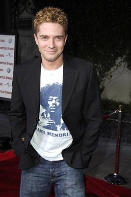 Premiere: Topher Grace at the LA premiere of Universal's American Dreamz - 4/11/2006