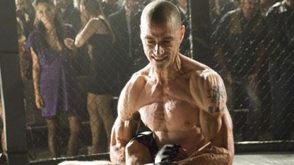 Watch A Bulked-Up Matthew Fox Lay A Smackdown