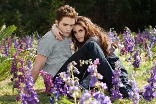 Edward y Bella felices via Summit