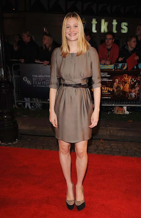 Romola Garai 2010