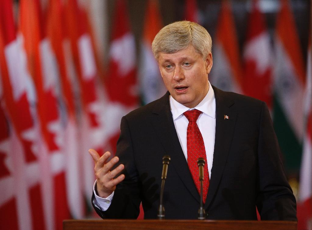 Canadians have 'no legitimate reason' for joining extremists: Harper
