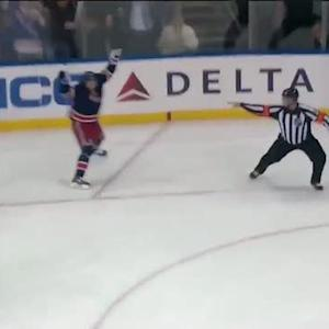 Rangers score two SHG's on same penaly kill