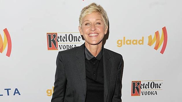 Ellen Urges Supreme Court to End Gay Marriage Ban