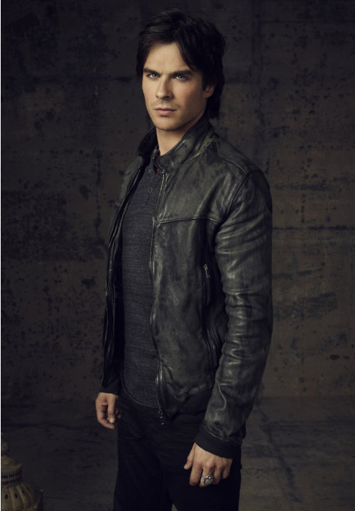 Damon Salvatore (Ian Somerhalder) …