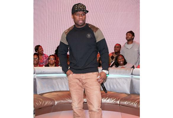 50 Cent Boasts About Cancellation Of Ex Girlfriend's Reality Show 'Starter Wives Confidential'