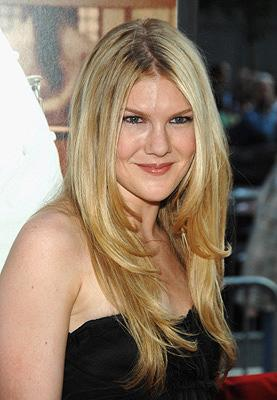 Lily Rabe at the New York premiere of Warner Brothers' No Reservations