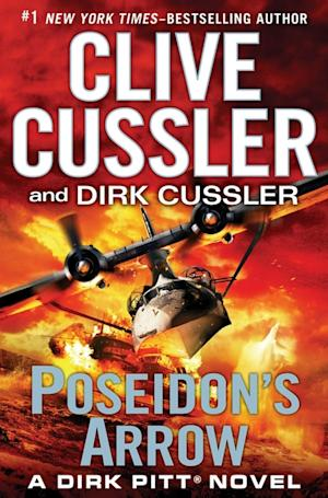 """This book cover image released by G.P. Putnam's Sons shows """"Poseidon's Arrow,"""" by Clive Cussler and Dirk Cussler. (AP Photo/G.P. Putnam's Sons)"""
