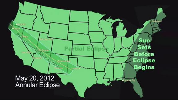 Why Sunday's Solar Eclipse 'Ring of Fire' Will Be Rare Sight