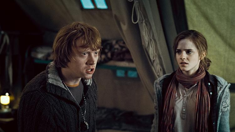Harry Potter and the Deathly Hallows pt 1 2010 Rupert Grint Emma Watson