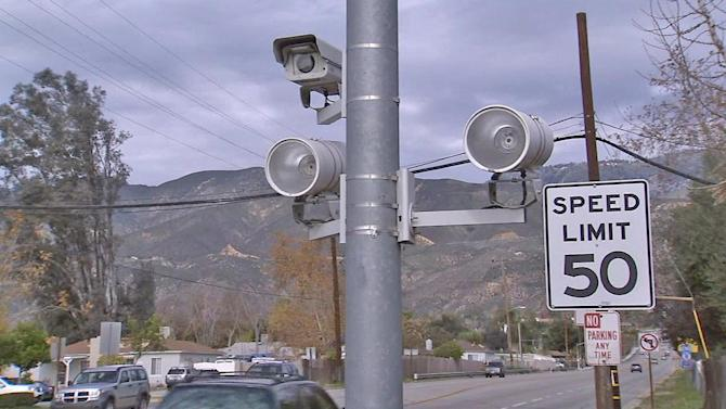 San Bernardino ends red-light cameras