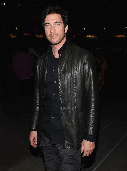"Dylan McDermott attends The V TO THE TENTH ""Swimming Upstream"" Premiere at The Superdome on April 11, 2008 in New Orleans. Dylan McDermott"