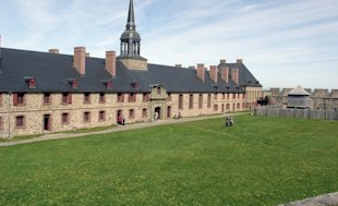 Louisbourg, Canada (Courtesy of Martin St-Amant/Wikimedia Commons)
