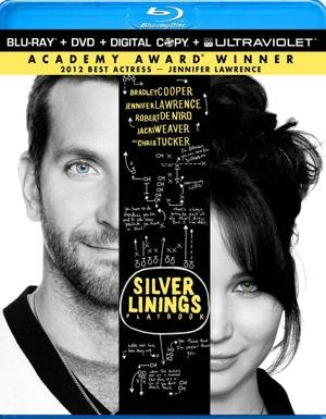 Silver Linings Playbook on DVD/Blu-Ray