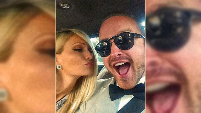 'Breaking Bad's' Aaron Paul Ties the Knot