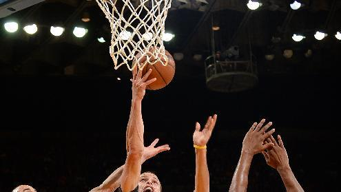 Curry, Thompson lead well-rested Warriors past Spurs, 110-99