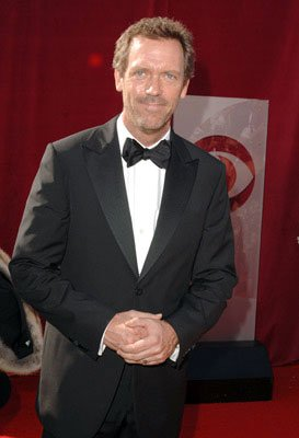 Hugh Laurie 57th Annual Emmy Awards Arrivals - 9/18/2005