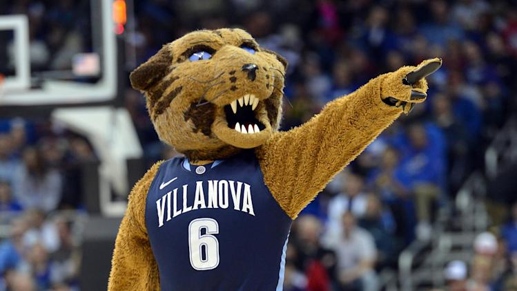 NCAA Basketball: NCAA Tournament-North Carolina vs Villanova