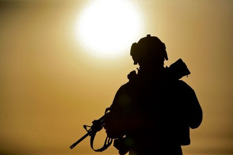 soldier shadow