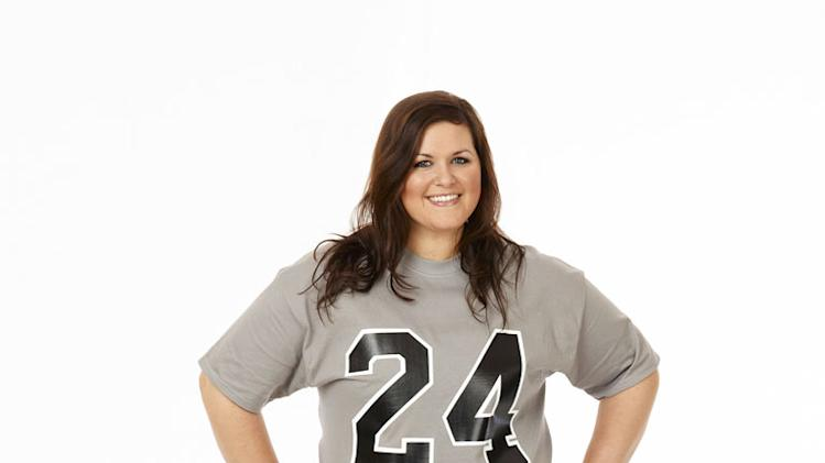 "Courtney Rainville competes on the twelfth season of ""The Biggest Loser."""