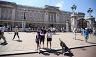 Buckingham Palace: Man With Knife Arrested
