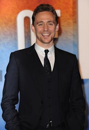 Tom Hiddleston attends the UK premiere of 'Life of Pi' at Empire Leicester Square, London, on December 3, 2012 -- Getty Images