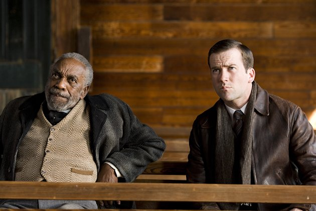 Get Low Sony Pictures Classics 2010 Production Photos Bill Cobbs Lucas Black