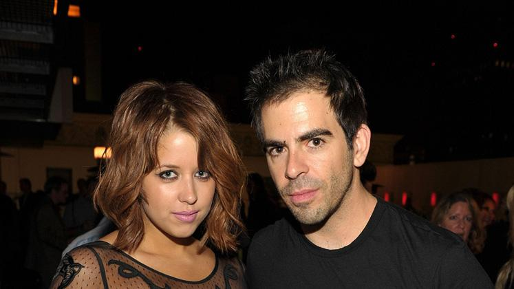2010 Comic Con Panels Peaches Geldof Eli Roth