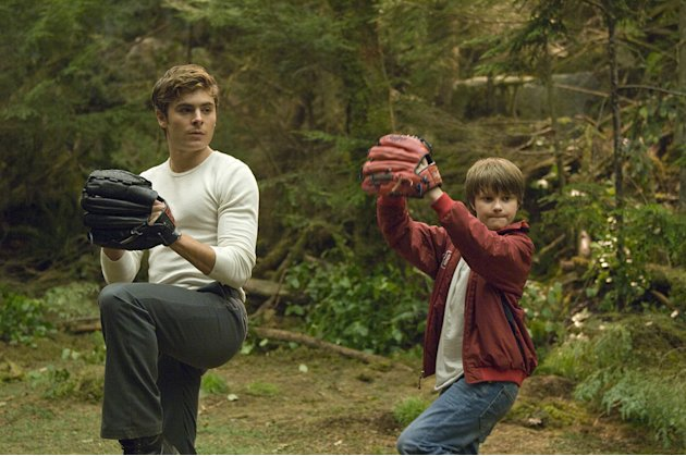 Charlie St. Cloud Universal Pictures 2010 Production Photos Zac Efron Charlie Tahan