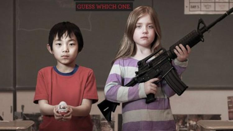 Kids with Guns: A Campaign by Moms Demand Action