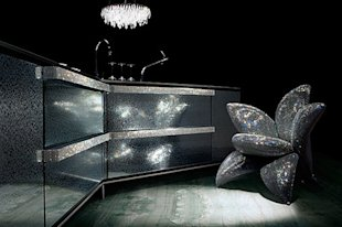 Swarovski Crystal Kitchen