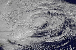 Hurricane Sandy's Toll on Health