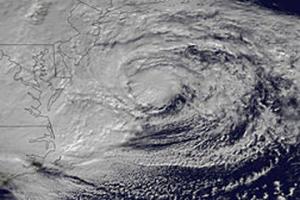 Hurricane Sandy's Toll on Health