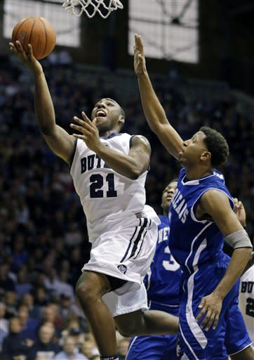 No. 17 Butler gets past New Orleans 57-44