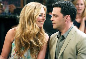 Cat Deeley and David Alan Basche | Photo Credits: Evans Vestal Ward/TVLand