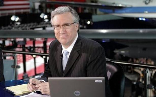A PR Blitz for a Kinder, Gentler Keith Olbermann