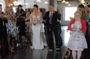 Bionic suit helps dad fulfil dream of walking daughter down the aisle