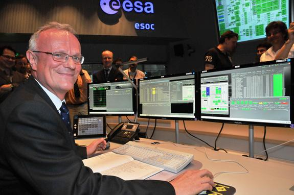 Europe Says Farewell to Prolific Herschel Space Telescope