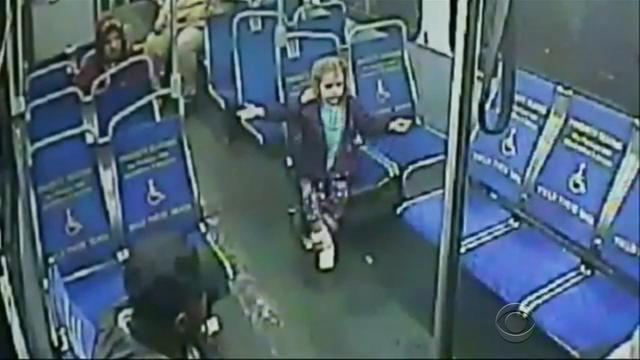 4-year-old takes 3 a.m. bus ride to buy slushie