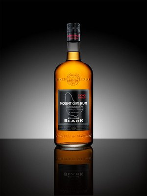 ... Mount Gay Rum introduces its latest rum: Eclipse Black, a deep, ...
