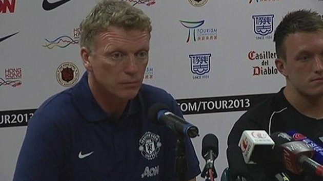 0729 - Moyes discusses Man. United transfers