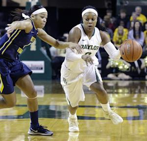Baylor, West Virginia top Big 12 women's honors