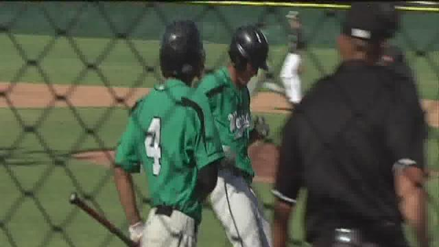 Warriors get upset baseball playoff win
