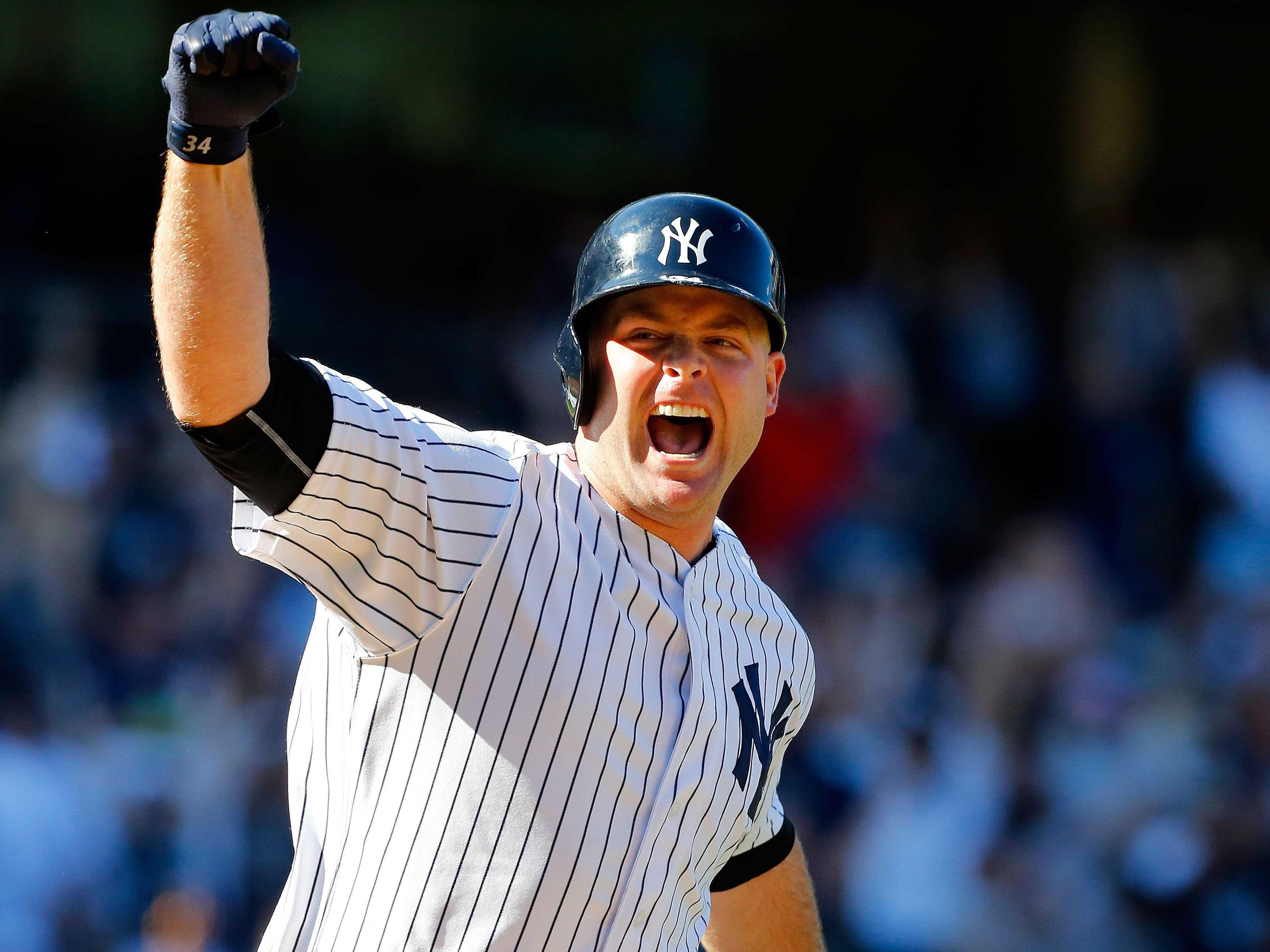 The New York Yankees are now worth $3.2 billion
