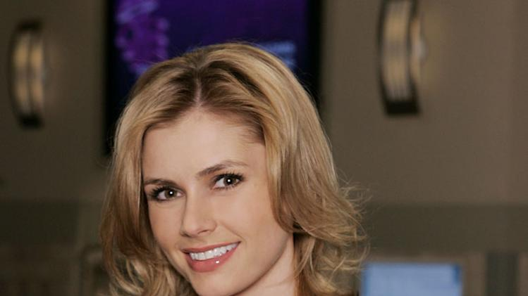 "Brianna Brown stars as Lisa on ""General Hospital."""