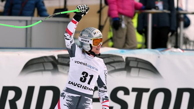 Canada's Gagnon wins World Cup super-combined